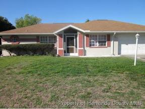 Spring Hill FL Residential Sold: $135,000