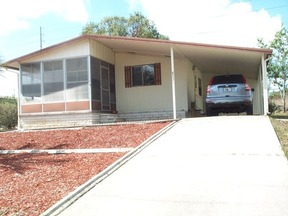 Brooksville FL Residential Recently Closed: $32,500