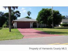 Spring Hill FL Residential Sold: $138,900