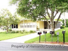 Brooksville FL Residential Recently Sold: $51,900