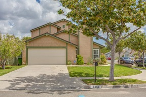 Single Family Home For Sale: 2462 Orangewood Place