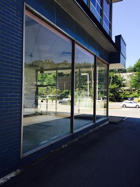 Commercial For Rent: Scarsdale- Commercial Corner Storefront for Rent