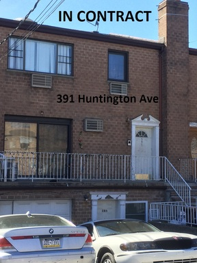 Multi Family 2-4 Sold: 391 Huntington Ave