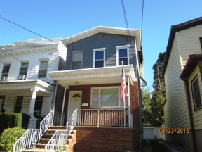 Bayonne City NJ Single Family Home SOLD: $155,000
