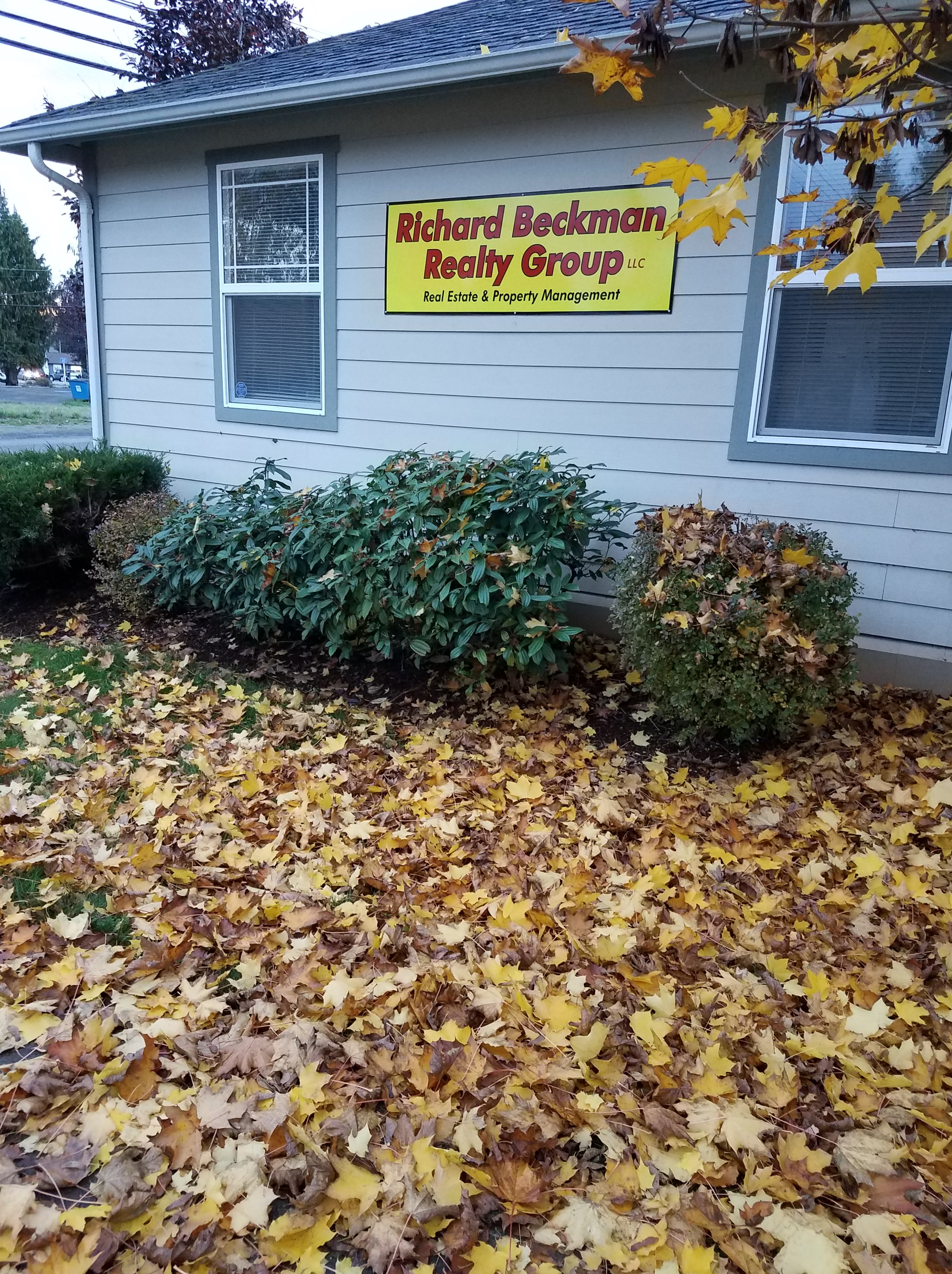 Fall Day at the Richard Beckman Realty Group, LLC