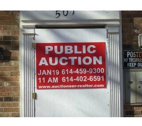 Multi Family Home Sold: 501 Barnett Road