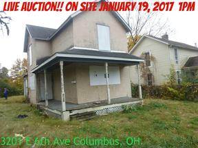 Single Family Home Sold: 3201 E 6th Avenue