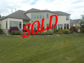 Single Family Home Sold: 6599 Baronscourt Loop