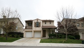 Single Family Home Leased: 9430 Calle Milano