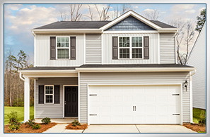 New Homes in Charlotte NC with No Money Down!