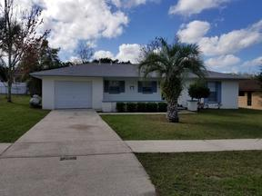 Ocala FL Single Family Home Sold: $93,000