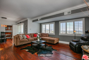 Condo/Townhouse Sold: 838 N. Doheny  #1007