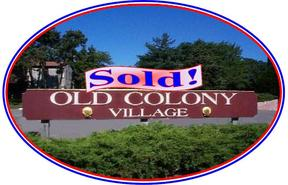 Condo/Townhouse Sold: 36 Old Colony Way #20