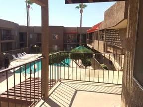 Lake Havasu City AZ Condo For Rent: $900