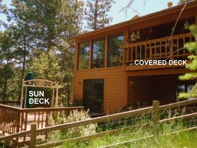 Evergreen CO Single Family Home For Rent: $3,300 Thirty Three Hundred