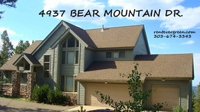 Single Family Home For Rent: 4937 Bear Mountain Drive