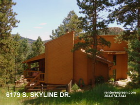 Single Family Home For Rent: 6179 S. Skyline Dr