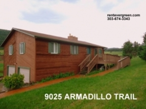 Single Family Home For Rent: 9025 Armadillo Trail