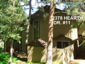 Condo/Townhouse For Rent: 2378 Hearth Drive  #11