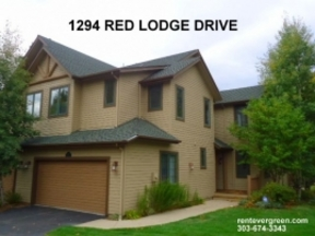 Rental For Rent: 1294 Red Lodge Dr