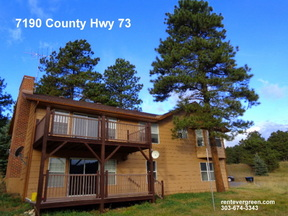 Single Family Home For Rent: 7190 County Hwy 73