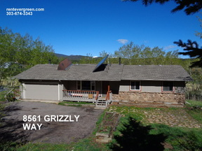 Single Family Home For Rent: 8561 Grizzly Way