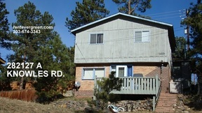 Evergreen CO Condo/Townhouse For Rent: $1,550 Fifteen-fifty
