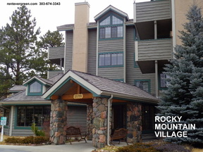 Evergreen CO Condo/Townhouse For Rent: $1,400 Fourteen Hundred