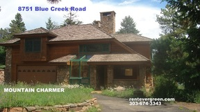 Single Family Home For Rent: 8751 S. Blue Creek Rd