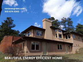 Evergreen CO Single Family Home For Rent: $3,700 Thirty-seven Hundred