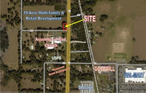 Residential Lots & Land For Sale: 12182 N Us Highway 301