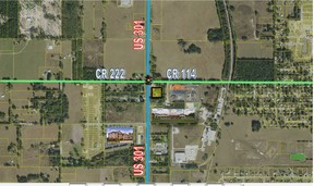 Sumter County Residential Lots & Land For Sale: 9935 N Us Highway 301