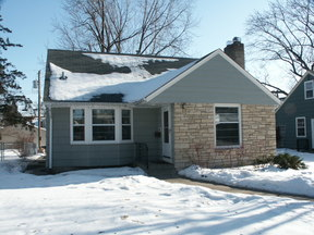Single Family Home Sold: 5849 Irving Avenue