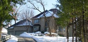 Single Family Home Sold: 5855 Long Brake Trail