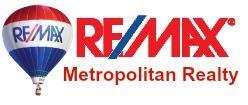 RE/MAX Metropolitan Realty