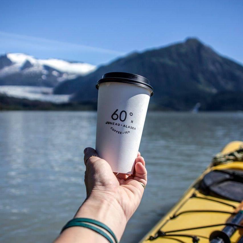 60 degree coffee and tea
