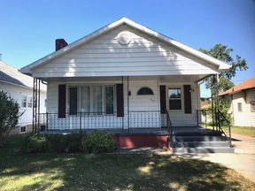 Single Family Home Sold: 1107 S D Street