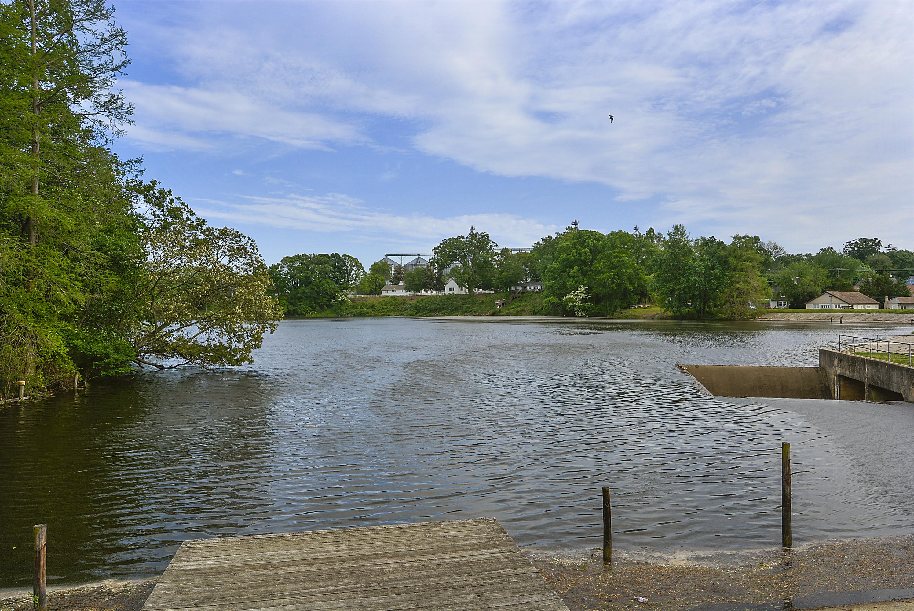 Wye Mills Lake