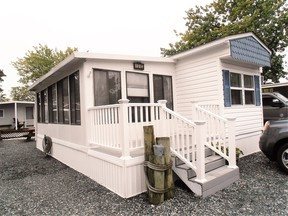 Mobile/Camper Sold: Beach Harbor #151 C