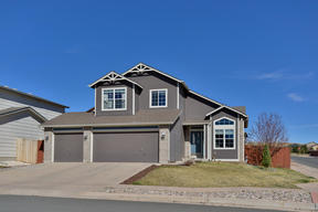 Single Family Home Sold: 5915 Pioneer Mesa Drive