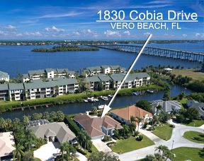 Vero Beach FL Single Family Home Sale Pending: $575,000
