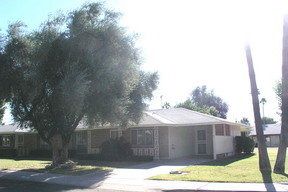 Sun City AZ Residential Sold: $140,000
