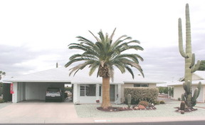 Sun City AZ Residential Sold: $139,900