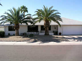Sun City West AZ Residential Sold: $255,000