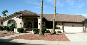 Residential Sold: 14714 W ANTELOPE DRIVE