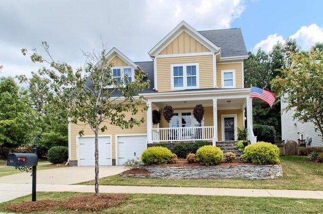Holly Springs Neighborhood, Holly Springs, NC - Triangle Trusted Realty, Inc.