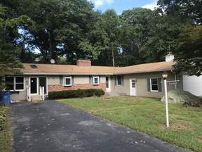 Gales Ferry CT Single Family Home For Rent: $1,700
