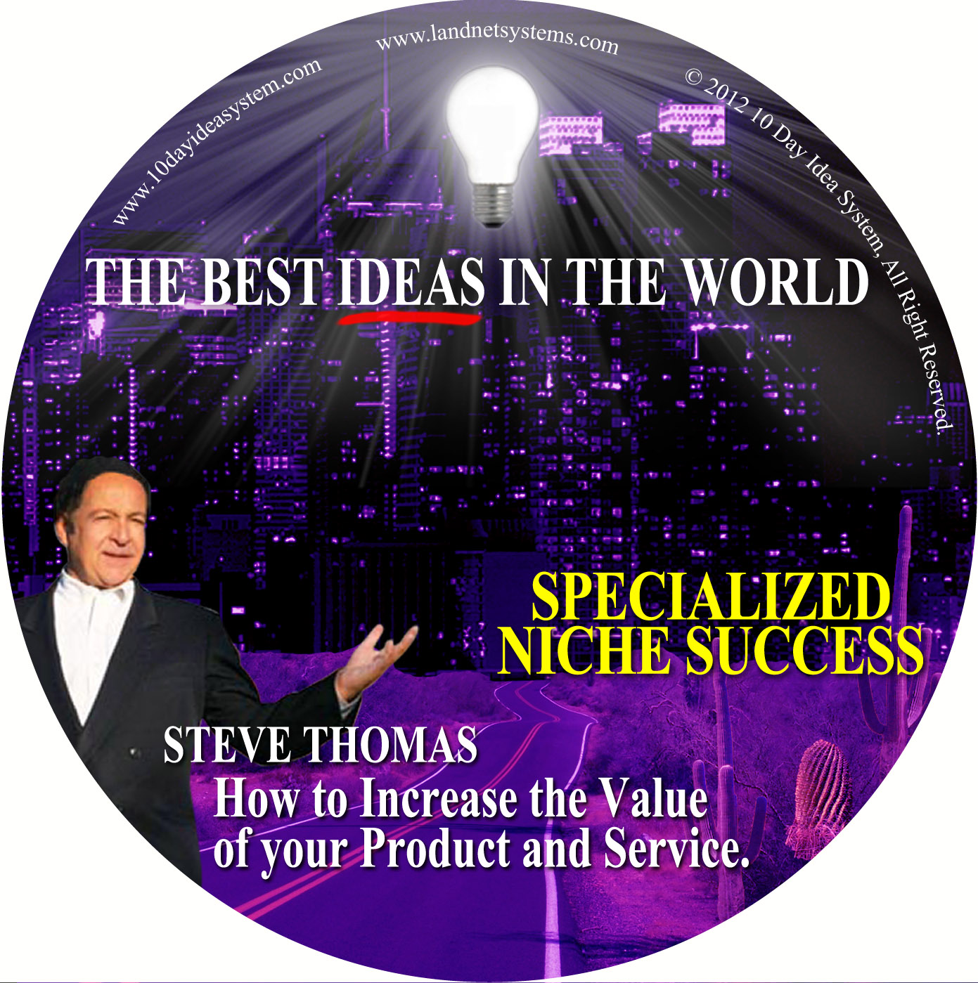 09 CD SPECIALIZED NICHE SUCCESS