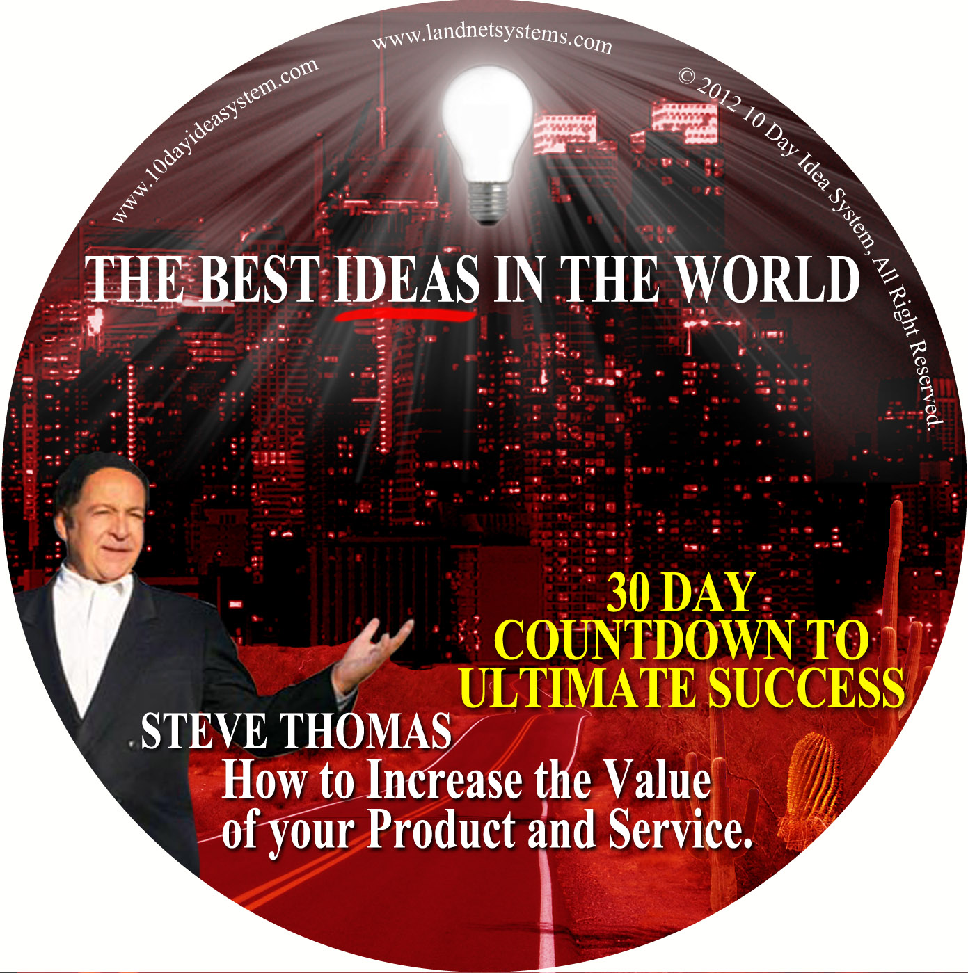 10 CD 30 DAY COUNTDOWN TO ULTIMATE SUCCESS