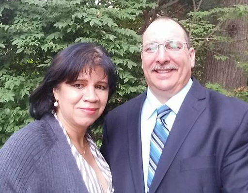 Steven Catalano & Martha Pinilla